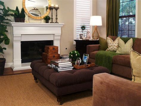Cozy Family Room | traditional cozy family room jessica bennett hgtv