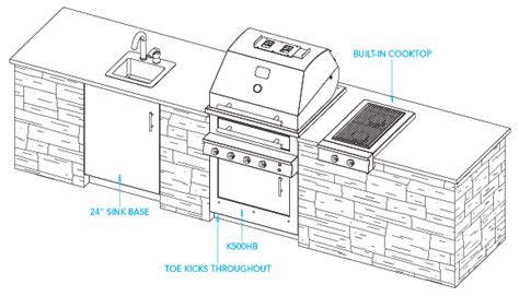 outdoor kitchen design plans outdoor kitchen designs plans with modern space saving