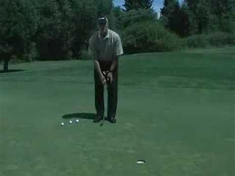 michael breed golf swing video golf lessons putting and chipping brace by michael breed