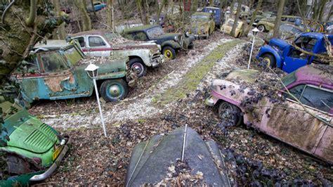 classic gallery  ultimate car graveyard
