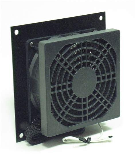 procool fan av cabinet cooling fan system with 4 80mm