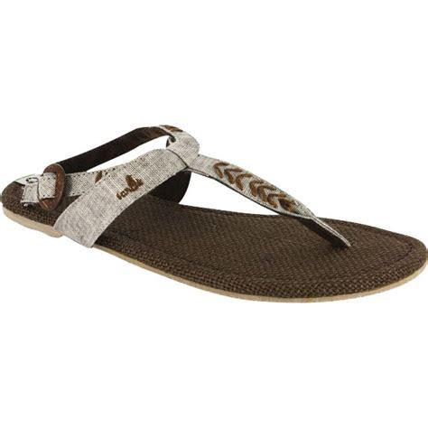womens sanuk sandals sanuk rasta dreamtime sandals s evo outlet