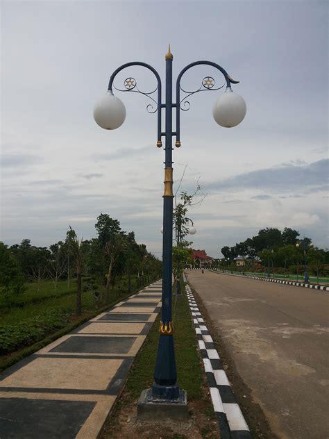 Harga Aksesoris Taman by Jual Tiang Lu Taman Type Bina Praja Harga Murah Jakarta