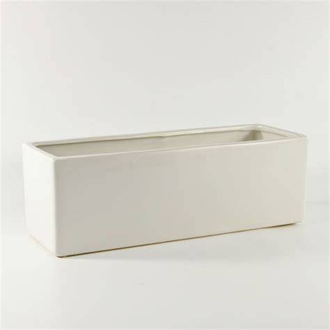 [ rectangle vase ]   rectangular glass vases 11 75 quot