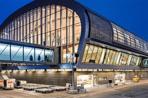 pier x oslo oslo airport expansion boasts world s greenest terminal