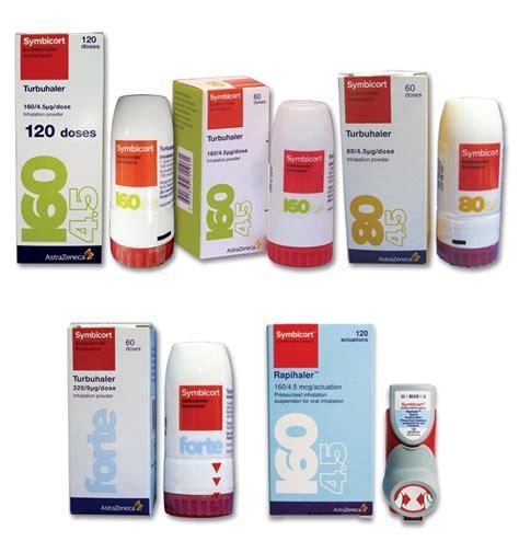 Symbicort Turbuhaler 160 4 5 Mcg 120 Doses Obat Asma Inhaler symbicort symbicort forte symbicort rapihaler dosage information mims thailand