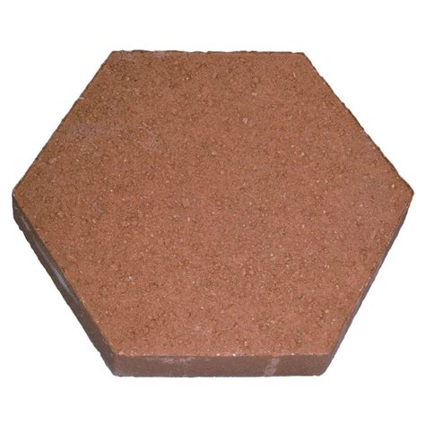 12 in hexagon stepping 100003016 the home depot