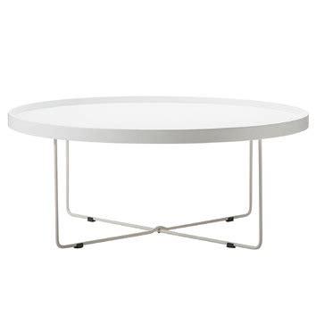 white tray coffee table white tray coffee table temple webster