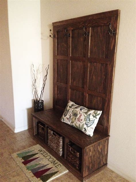 hall tree and bench best 25 hall tree bench ideas on pinterest shoe storage hall tree woodworking