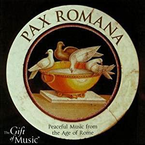 pax romana guerra paz 8490609438 pax romana r 246 mische musik various amazon de musik