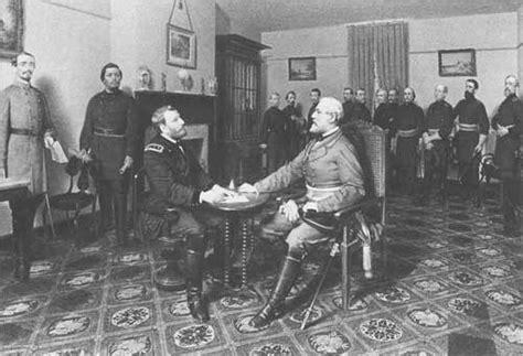 appomattox court house civil war immediate aftermath and legacy longwood university