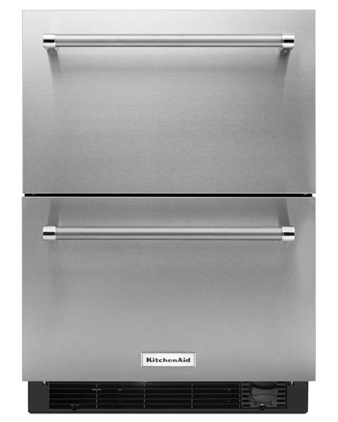 kitchenaid refrigerator drawer manual kitchenaid kudf204esb 4 7 cu ft refrigerator freezer