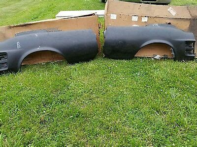 Nos Oem Ford 1967 Mustang Coupe Quarter Panel Sheet Metal Ebay Ford For Sale