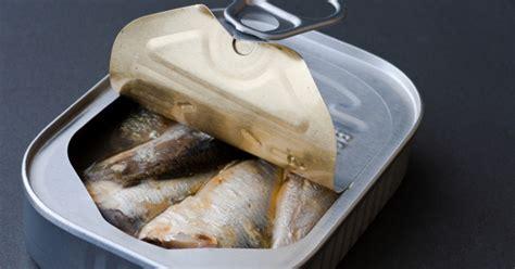 menguak kandungan gizi  sekaleng ikan sarden kawaii