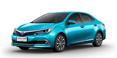 Toyota Bev 2020 by Toyota Lining Up 10 Electrified Models In China By 2020