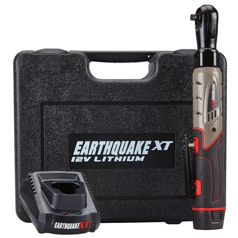 earthquake xt 3 8 new harbor freight cordless tools lithium 12v earthquake