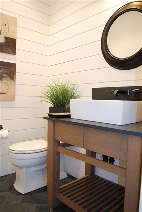 modern farmhouse bathroom modern farmhouse powder bath