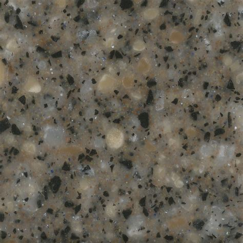 Allen Roth Solid Surface Countertops by Shop Allen Roth River Rock Solid Surface Kitchen