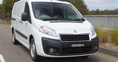 peugeot partner van peugeot partner expert vans dropped in australia for