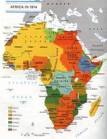 Map Of Africa 1914 precolonial african politics and government living while