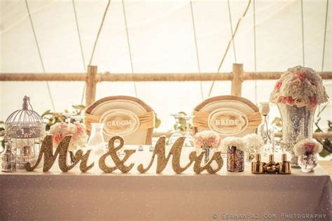 gold mr and mrs table sign metallic vintage gold or custom mr and mrs sign wedding
