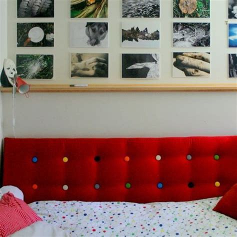 how to make a tufted headboard with buttons rowley company button tufted headboard