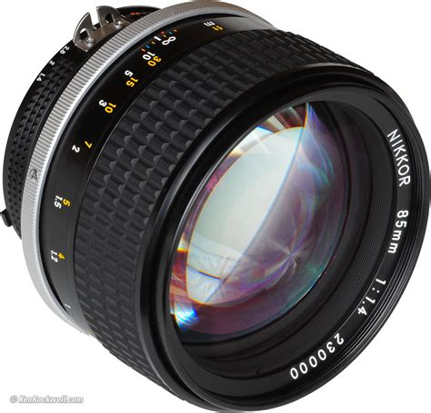 nikon 85mm f 1 4 ai s review