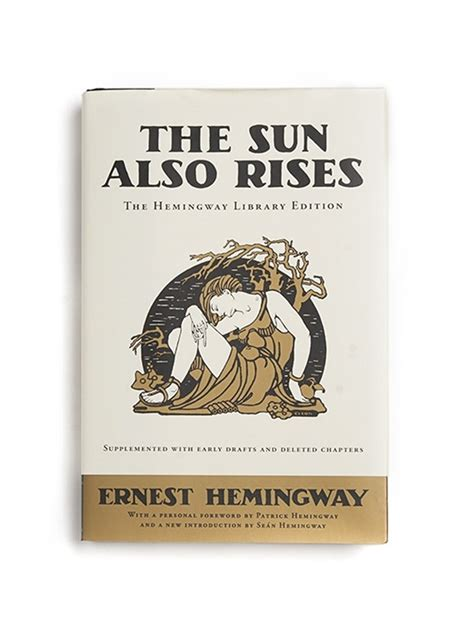 the sun also rises hardcover book out of print