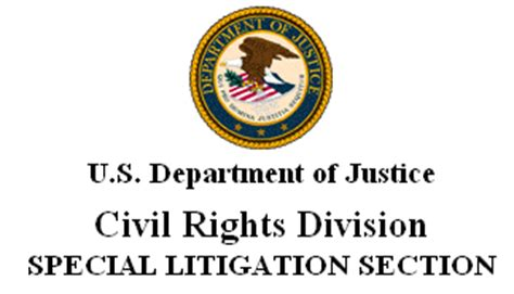 u s department of justice civil rights division disability rights section ty clevenger above the law