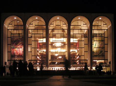 metropolitan opera house lincoln center manhattan gaebler info und genealogie