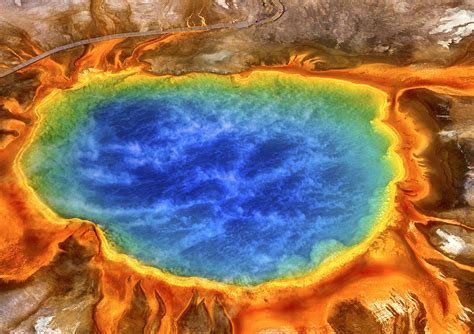 Buffalo Bill Center of the West Partners With Nationally ... Grand Prismatic Spring Facts