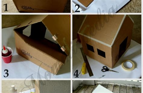 how to make dog houses download image how to make a dog house out of cardboard pc android litle pups