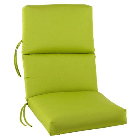 High Back Patio Chair Cushions   Crunchymustard
