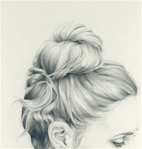 jane fontana hair jane fontana hair elegance updo wig messy bun drawing by emma leonard art ideas