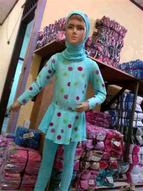 Pakaian Cewek Terbaru Harajuku Blouse Murah baju renang muslim anak perempuan baju wanita muslimah