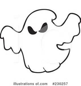 ghost clipart 230257 illustration by visekart