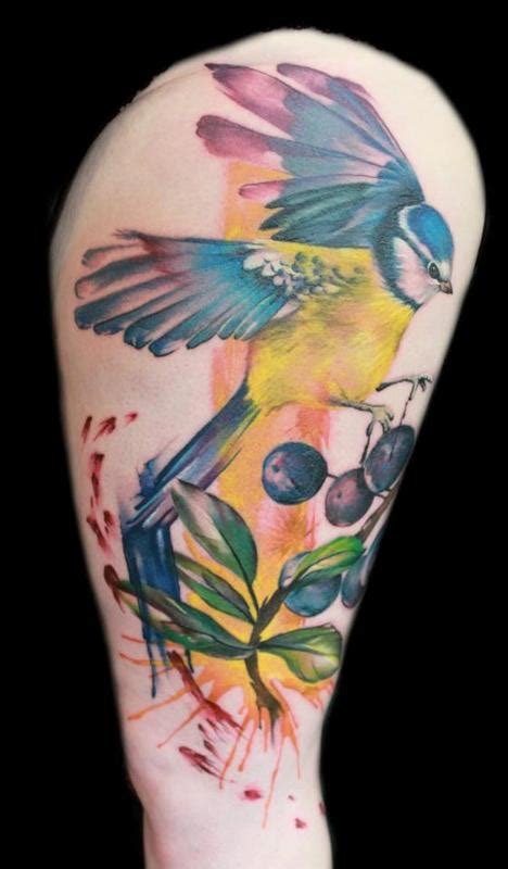 Toner Immortal paradise gathering tattoos lianne moule bird