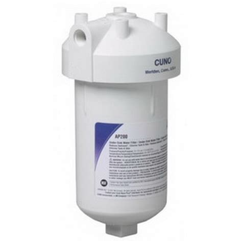 cuno water filter aqua pure ap200 cuno under sink drinking water filtration