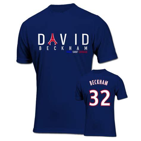 T Shirt David Beckham 32 david beckham t shirt lookup beforebuying