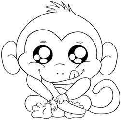 coloring pages of animals that are printable printable animal coloring pages monkey duck fish etc