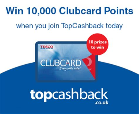 Win A 10000 At Olaycouk by Tesco Clubcard Competition Win 10 000 Clubcard Points