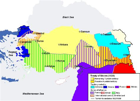 division of ottoman empire treaty of s 232 vres wikipedia