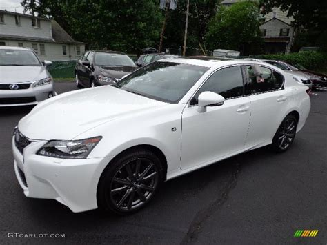 white lexus lexus gs f sport white wallpaper 1024x768 15943