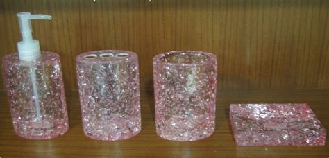 glitter bathroom sets pink glitter bathroom accessories george home pink