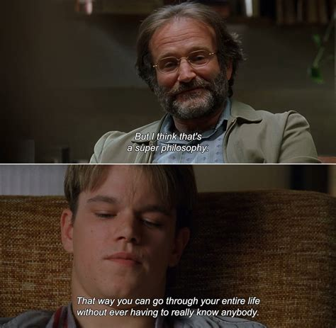 Good Will Hunting Meme - good will hunting 1997 sean but i think that s a super
