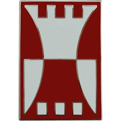command pattern unit of work 416th engineer command combat service identification badge