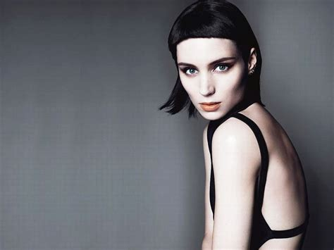 rooney mara dragon tattoo rooney mara with the flicks tv