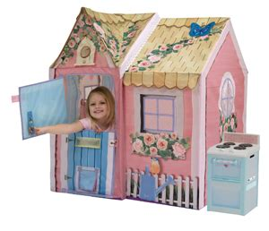 Dream Town Play Houses Dreamtown Petal Cottage