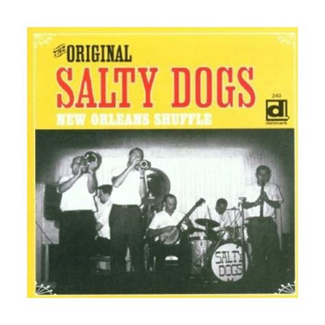 salty band original salty dogs jazz band new orleans shuffle cd pricefalls marketplace