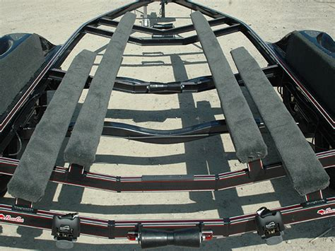 boat trailer fender carpet carpeted replacement trailer bunks
